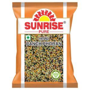 Sunrise Pure, Panch Phoron Whole Spice Pouch