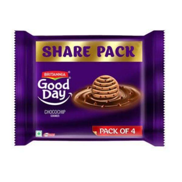 Britannia Good Day Chocohip Cookies, 400g