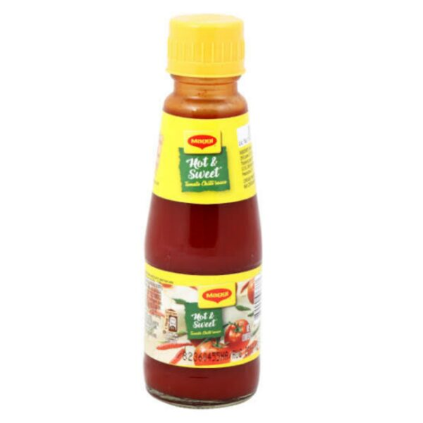 Maggi Sauces Hot and Sweet Tomato Chilli Sauce, 200g