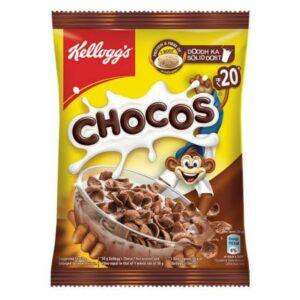 Kelloggs Chocos Corn Flakes, 58 g