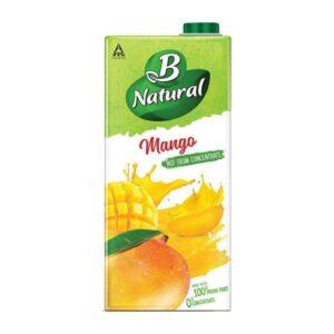 B Natural Mango Juice 1L