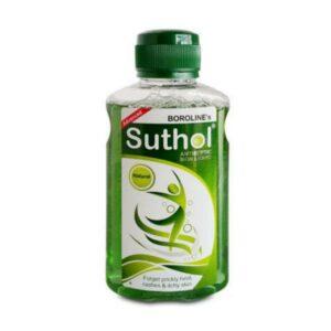 Boroline's Suthol Antiseptic Skin Hygiene Liquid Neem 100 ml