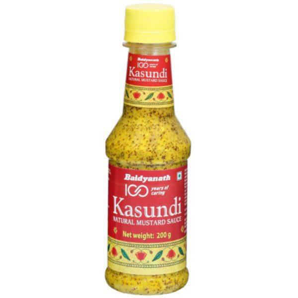 Baidyanath Kasundi (Mustard Sauce) 200gm