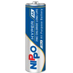 NIPPO Hyper HI-Power Battery AAA 3UT 1.5V Battery