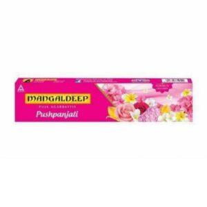 Mangaldeep Pushpanjali - Flowers of Devotion Agarbatti 28 Sticks