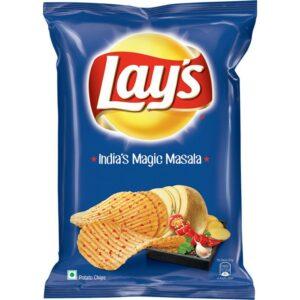 Lays Potato Chips - India's Magic Masala, 30gm