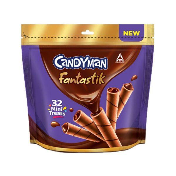 Candyman Fantastik Mini Treats, Home treat, chocosticks