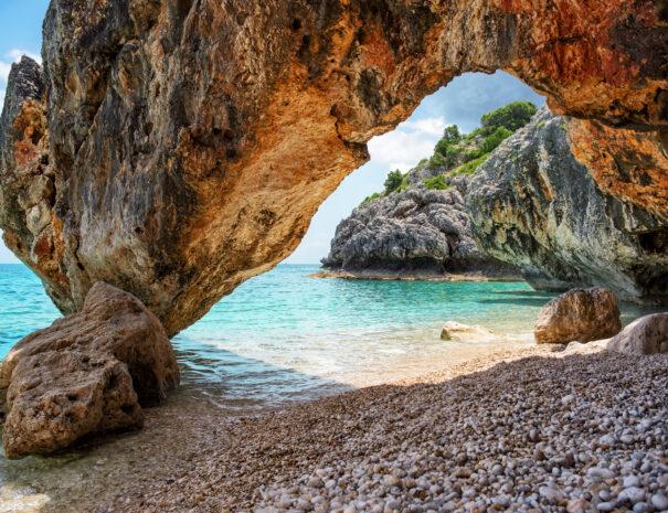Kato Lagadi Kefalonia Greece