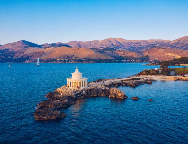 Lighthouse Saint Theodore Argostoli Kefalonia