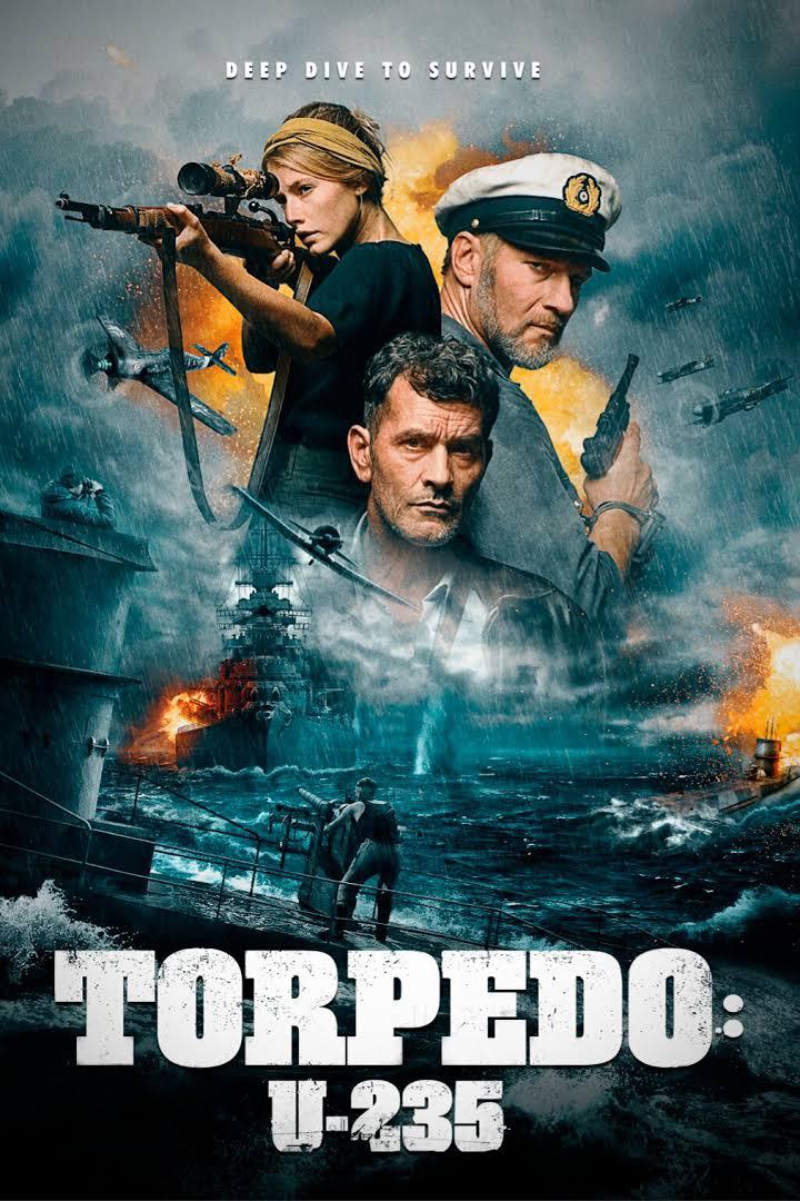 torpedo film poster pellikola