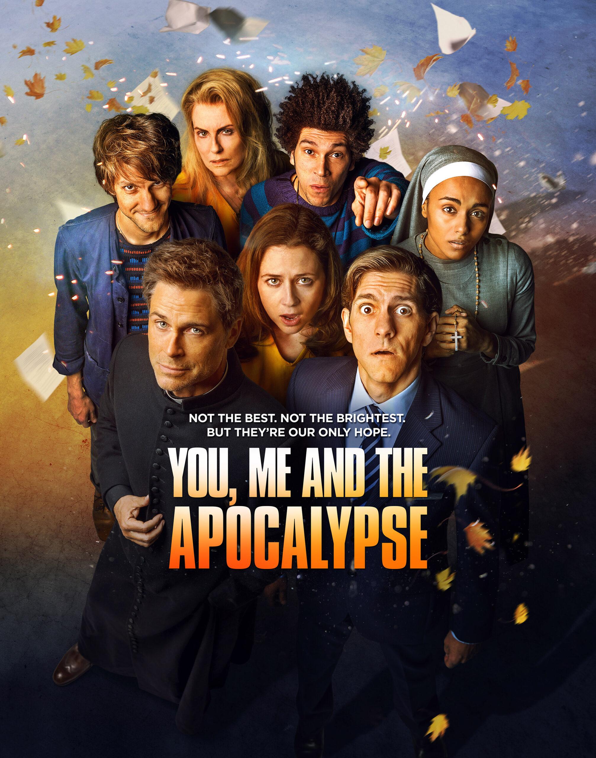 You Me and The Apocalypse malta pellikola production