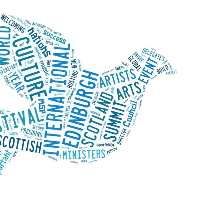 Edinburgh International #CultureHour campaign