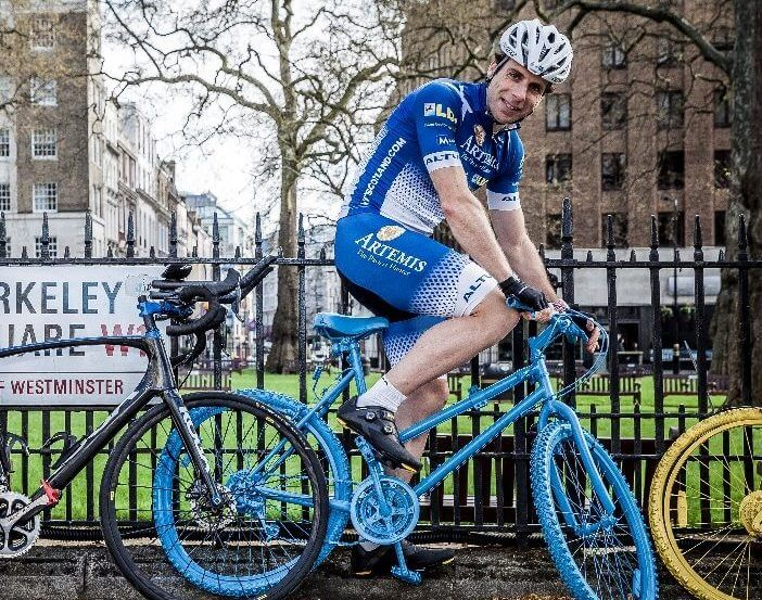Muckle Media – Mark Beaumont dinner highlights