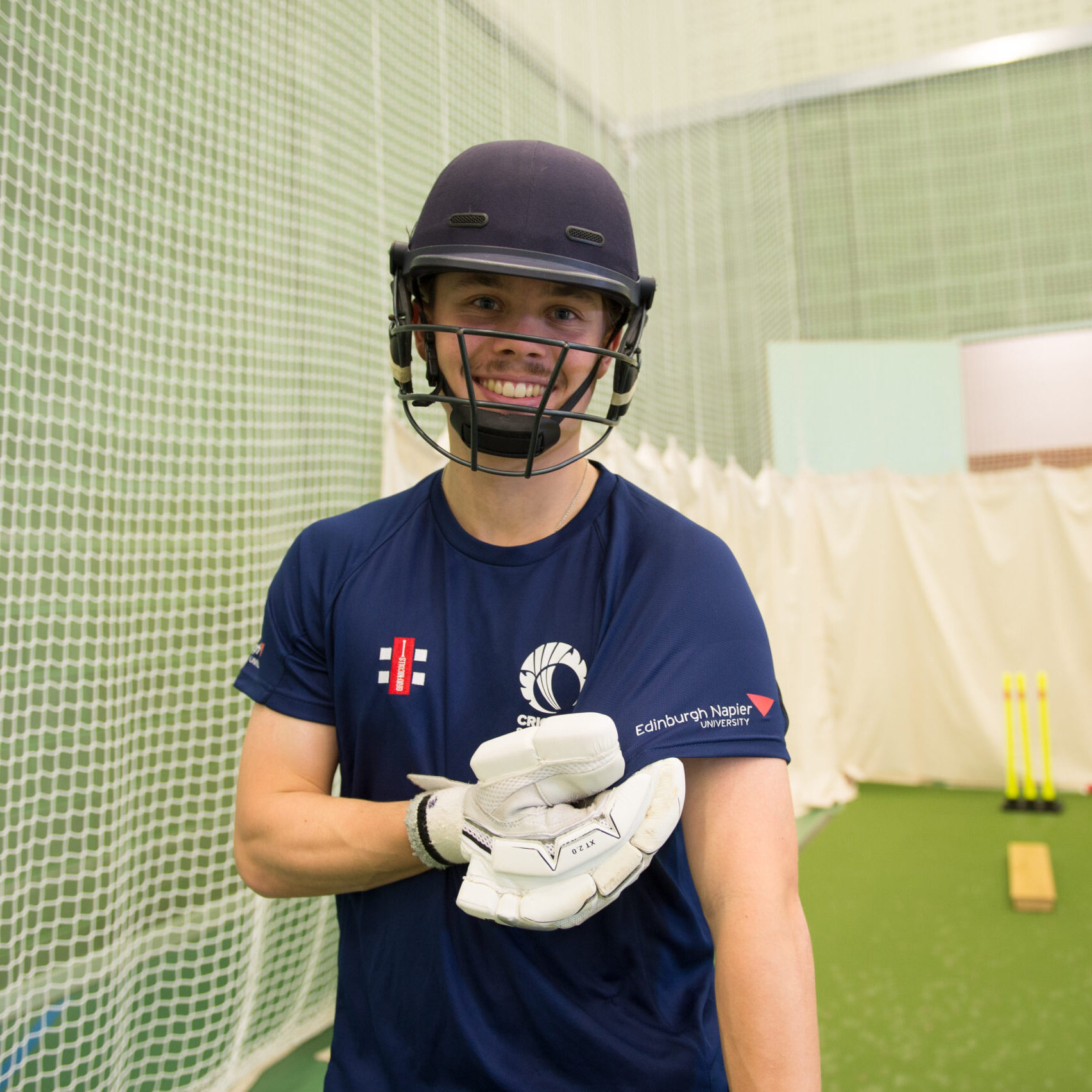 Edinburgh Napier Cricket National Performance Academy