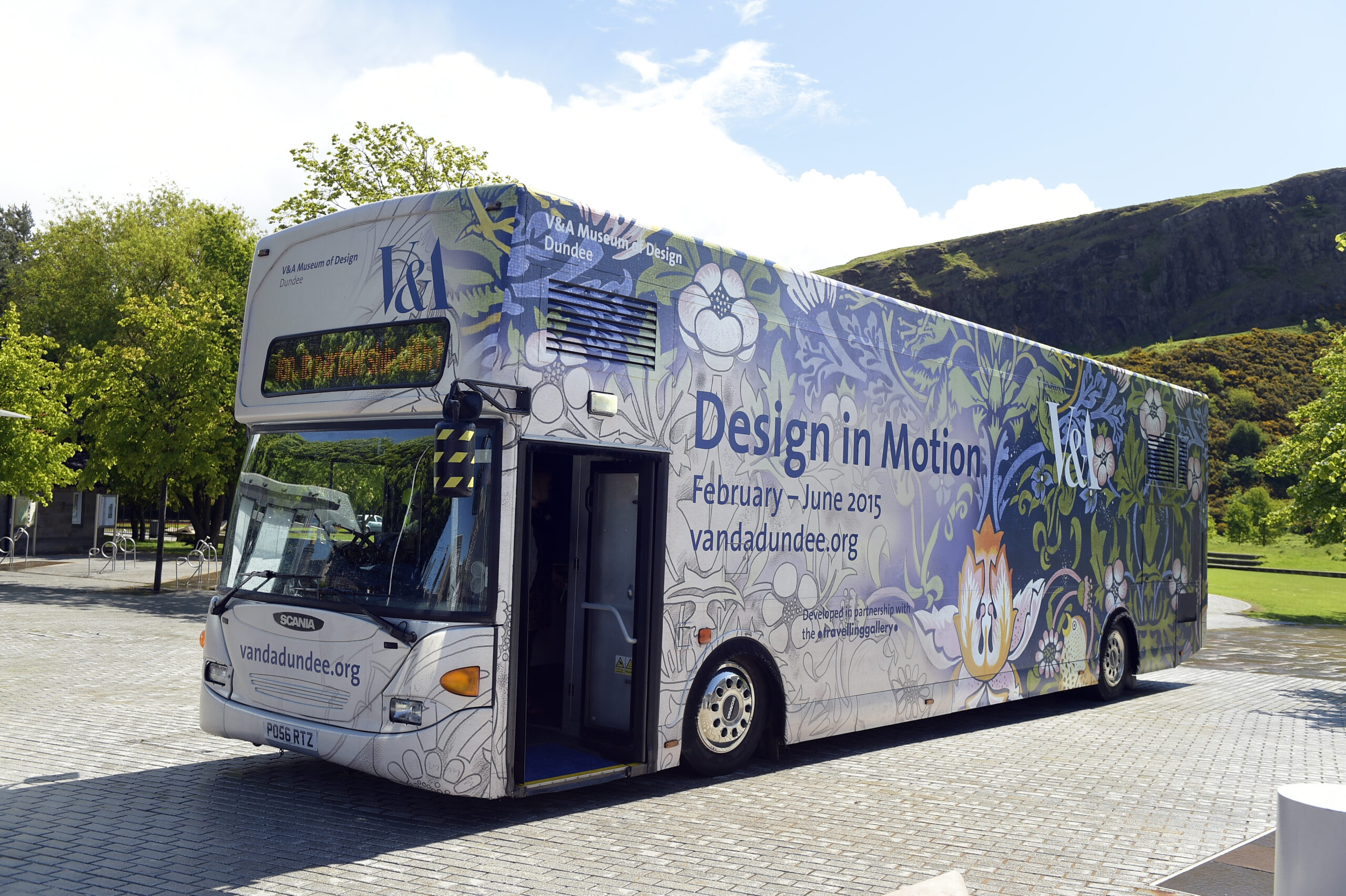 V&A Dundee Design in Motion