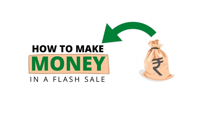Earn Money By Booking Phones In Flash Sales