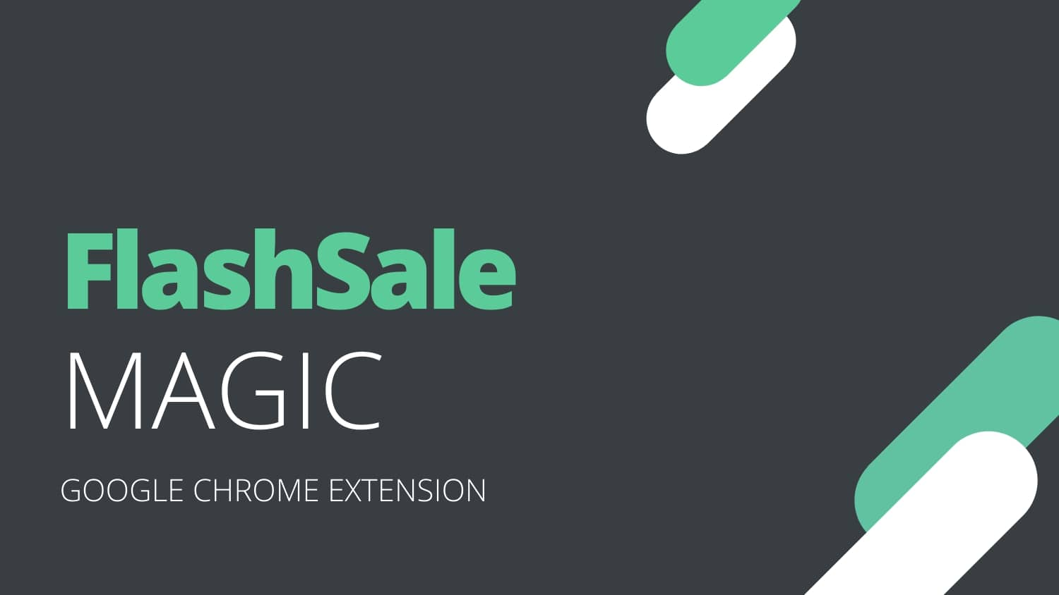 FlashSale Magic Chrome Extension: How It Works?