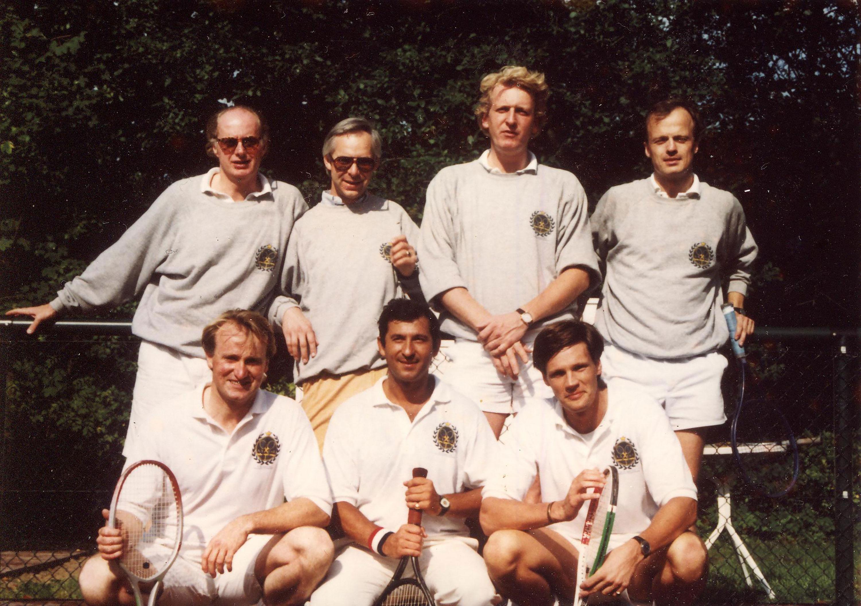 Ascotian tennis Club, heritage