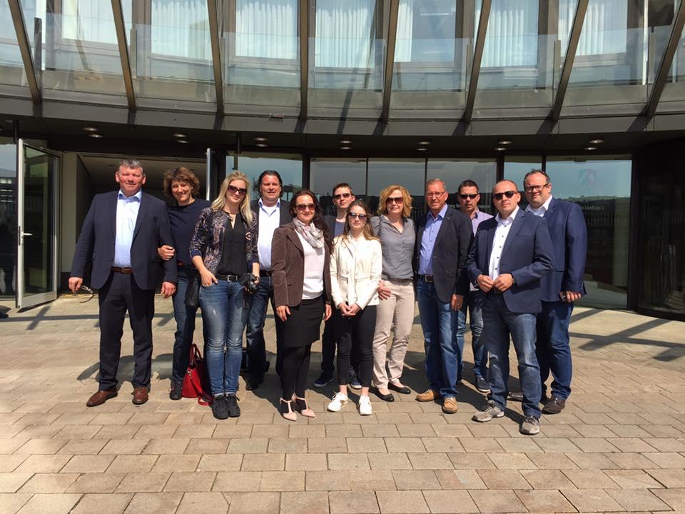 Die Unternehmerwelle im Landtag
