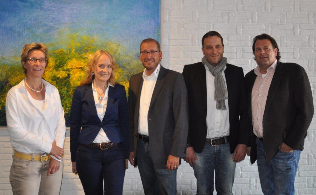 Austausch mit Borkens Bürgermeisterin