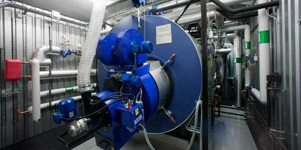 biomass process steam heating