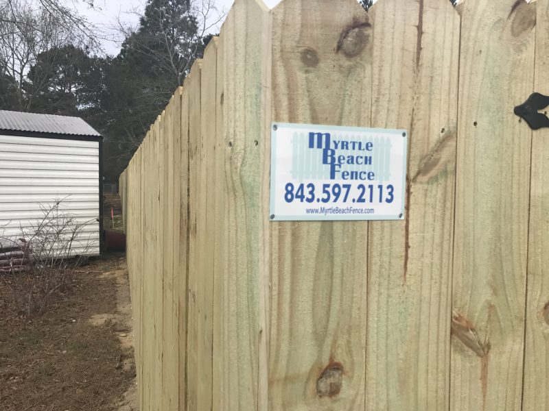 best wood fence company