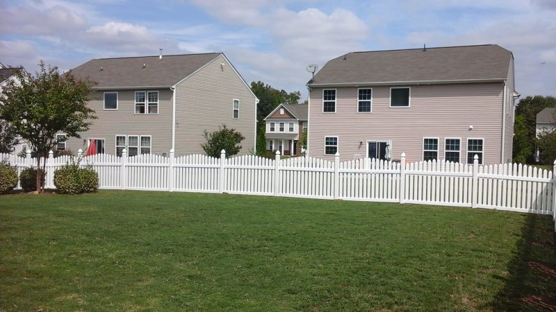 Charlotte affordable fence company