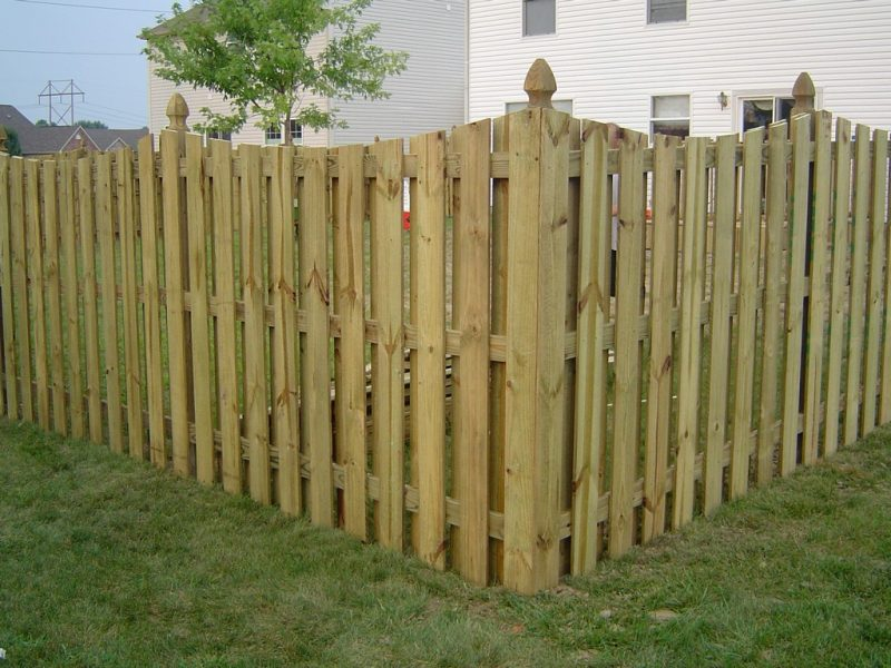 Wood fence company in Fort Mill