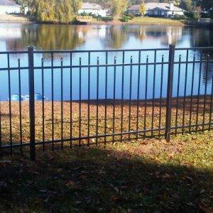 best aluminum fence company charlotte nc