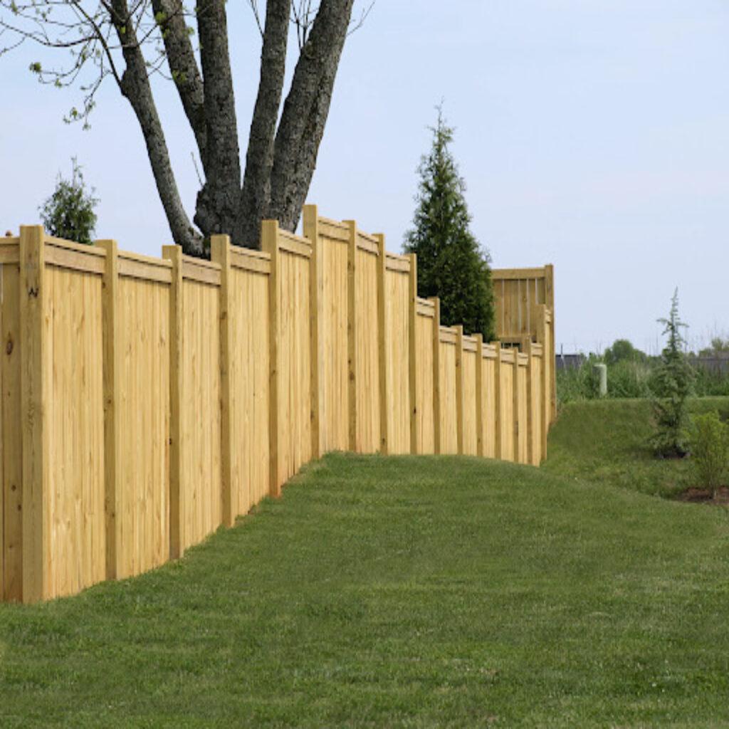 affordable wood fence company rock hill nc