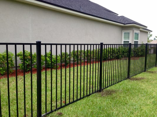The Most Popular Aluminum Fencing Styles Charlotte Dc Fence Pros