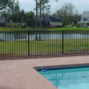 fencing styles fort mill