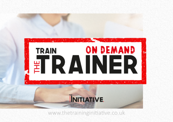 Train the Trainer on demand