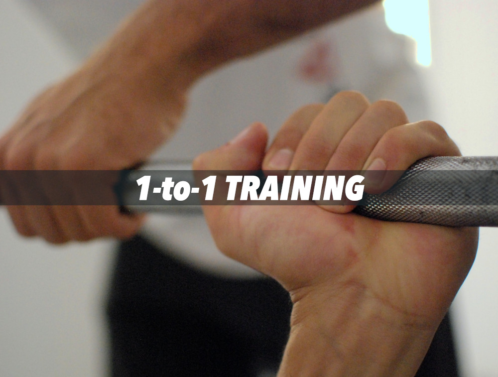 1 to 1 personal training Oxted Personal Training