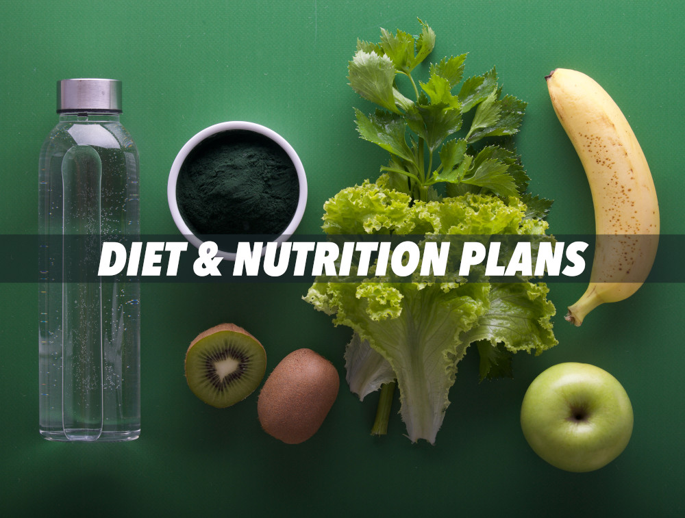 Diet & nutrition plans Oxted Personal Training