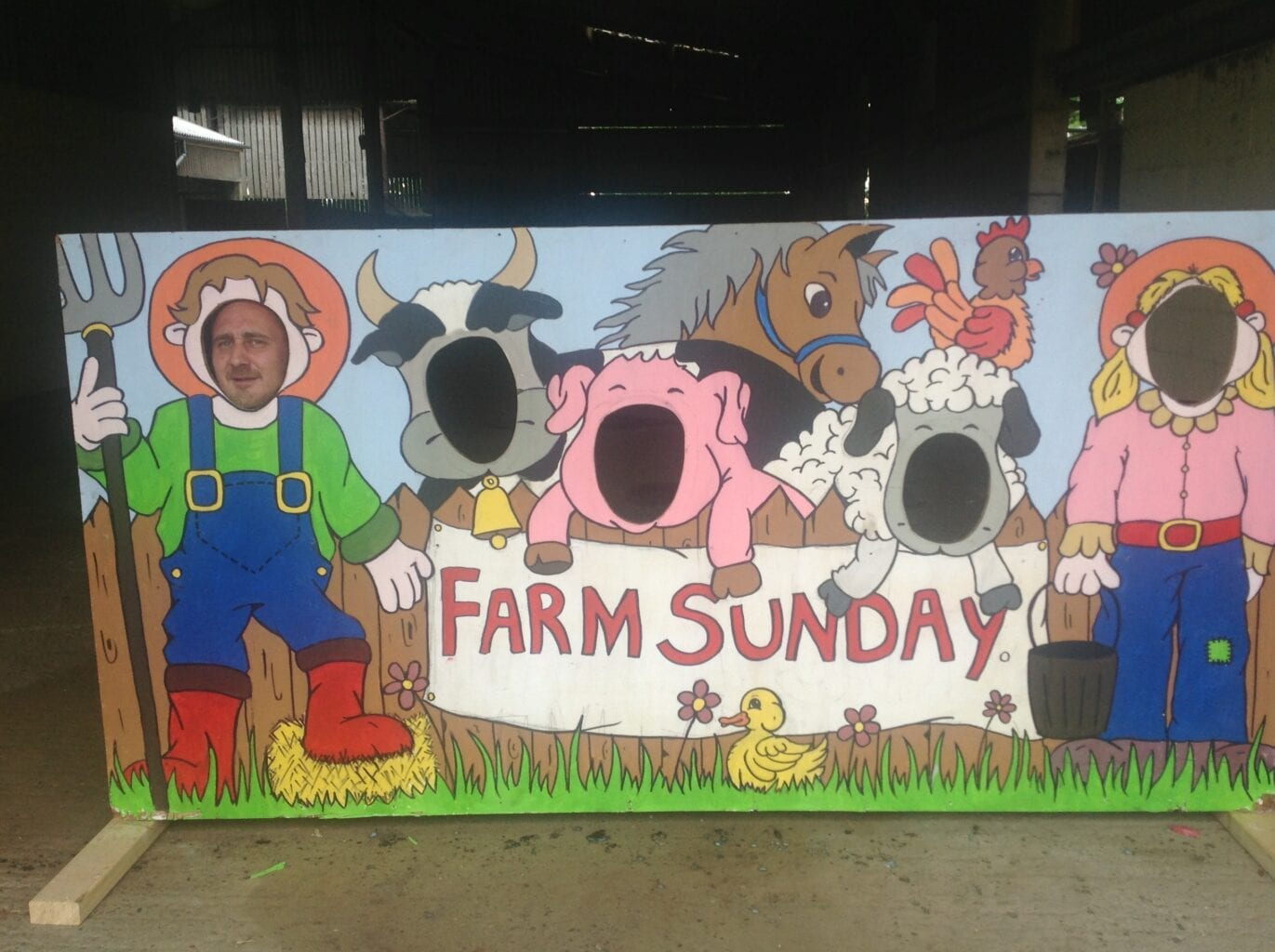OPEN FARM SUNDAY (2)