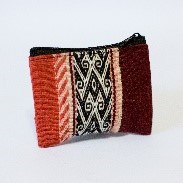 coral pouch