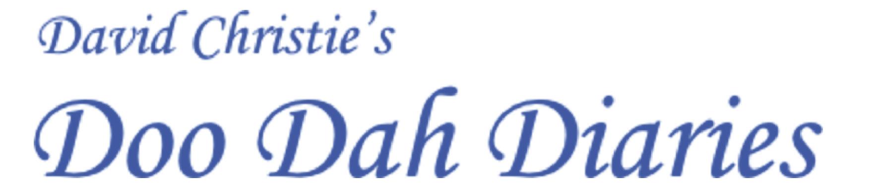 Doo Dah Diaries Logo