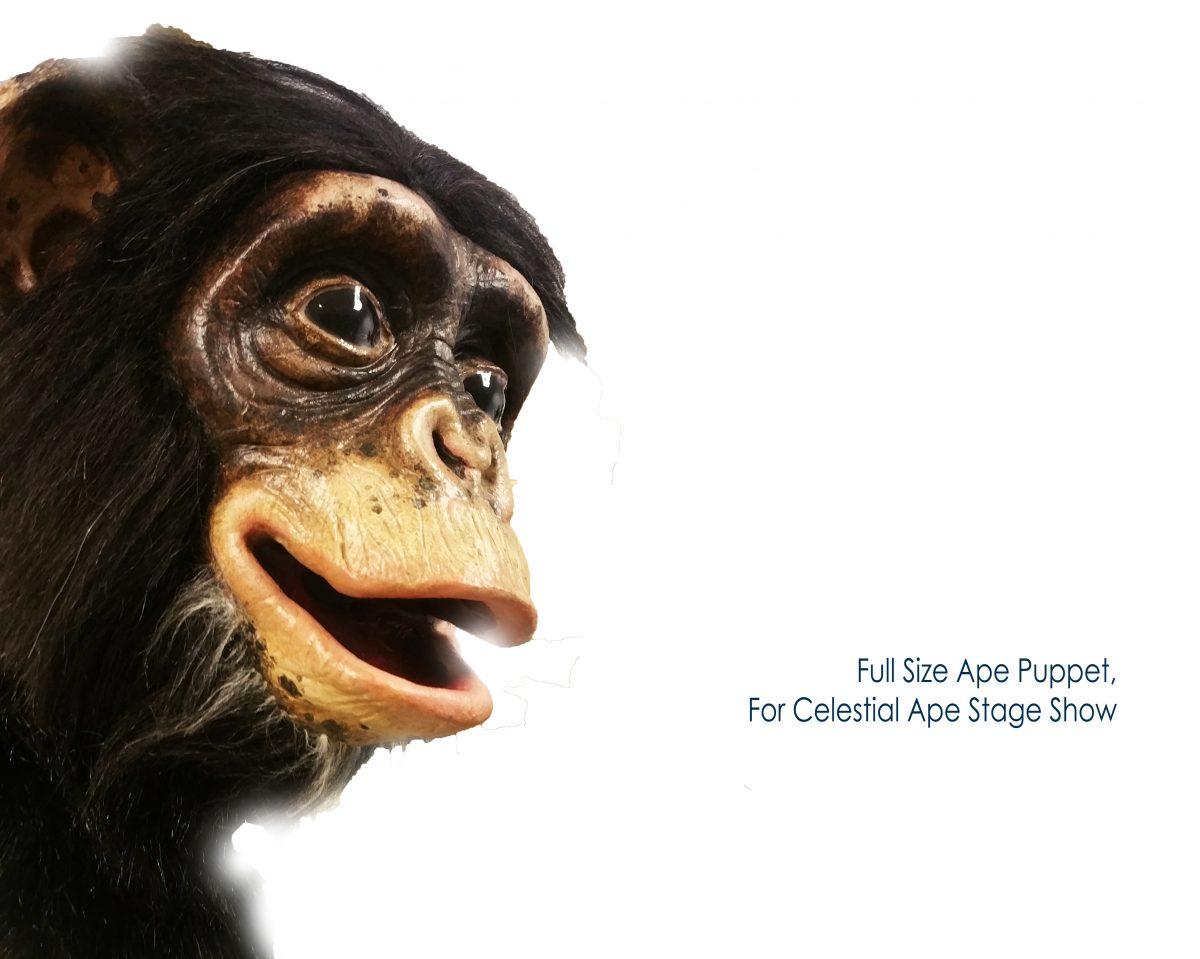 Ape Puppet