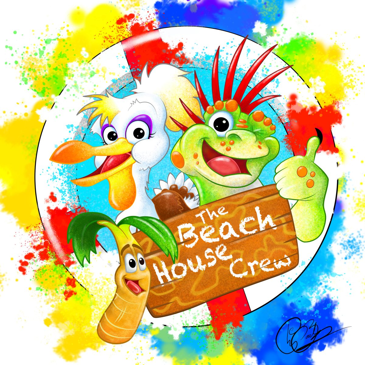 beach house crew