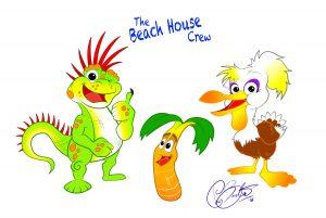 cartoon character designs