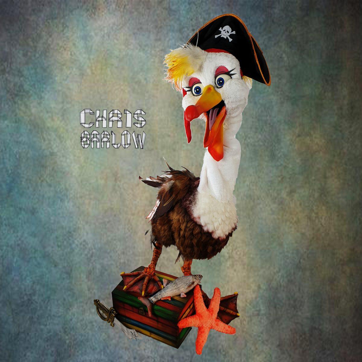 pelican puppet