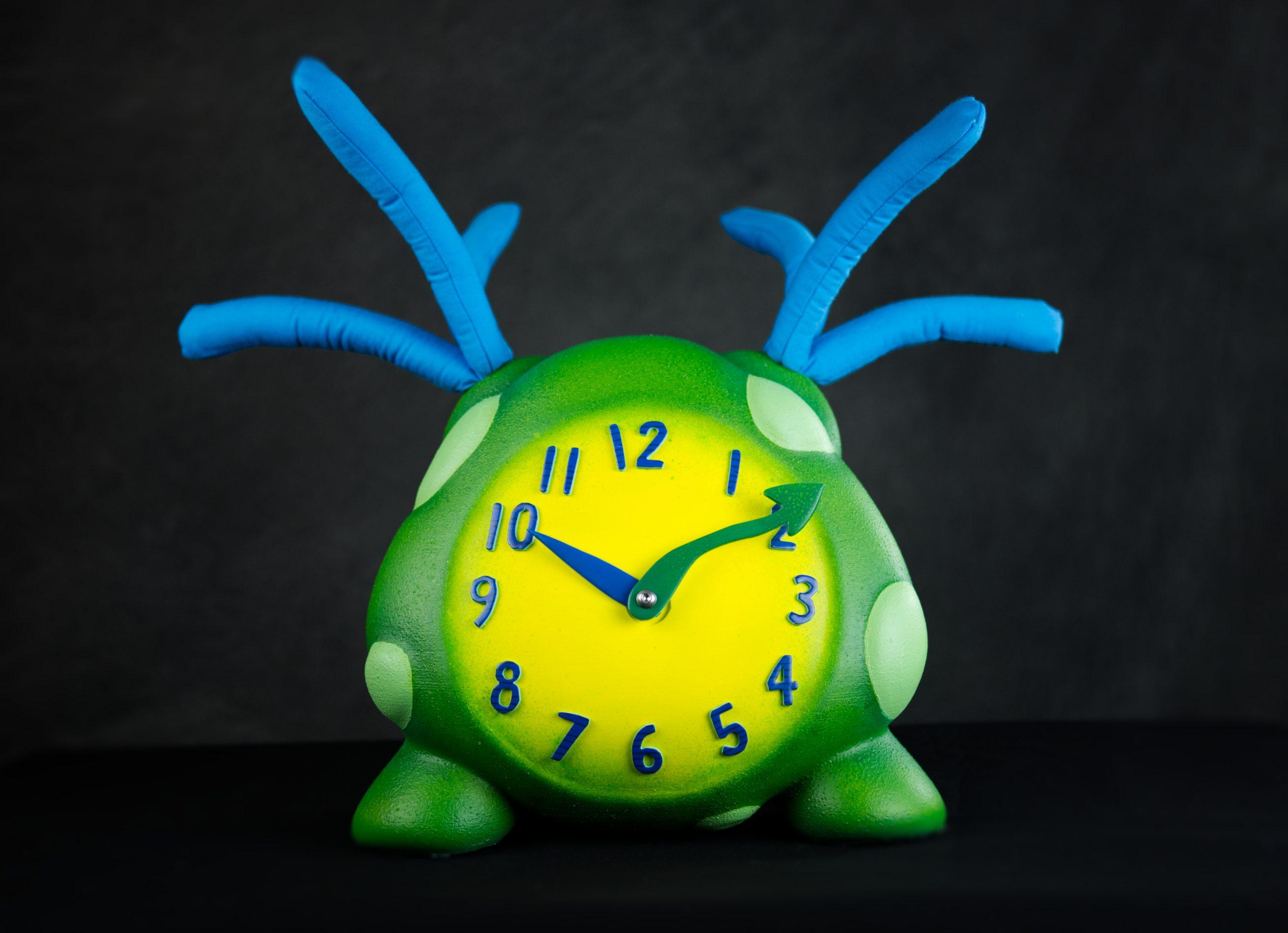cheeky monsters clock