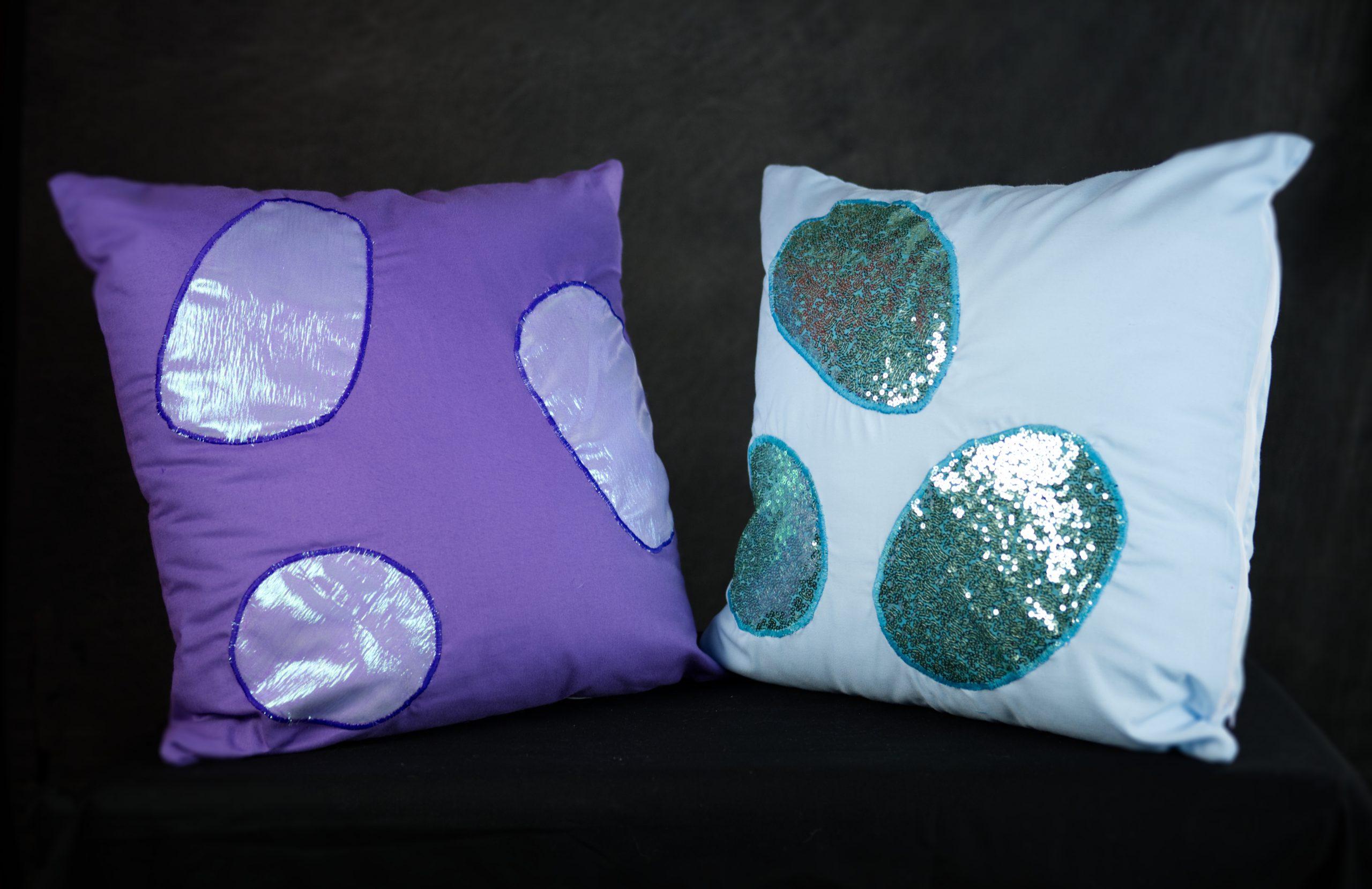 cheeky monsters cushion