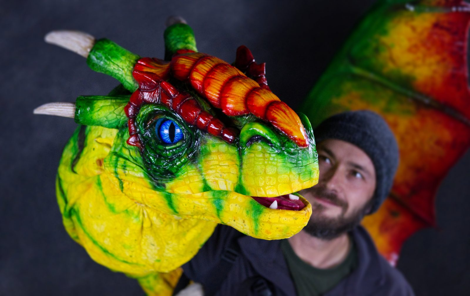 dragon puppet yeo theatrical productions