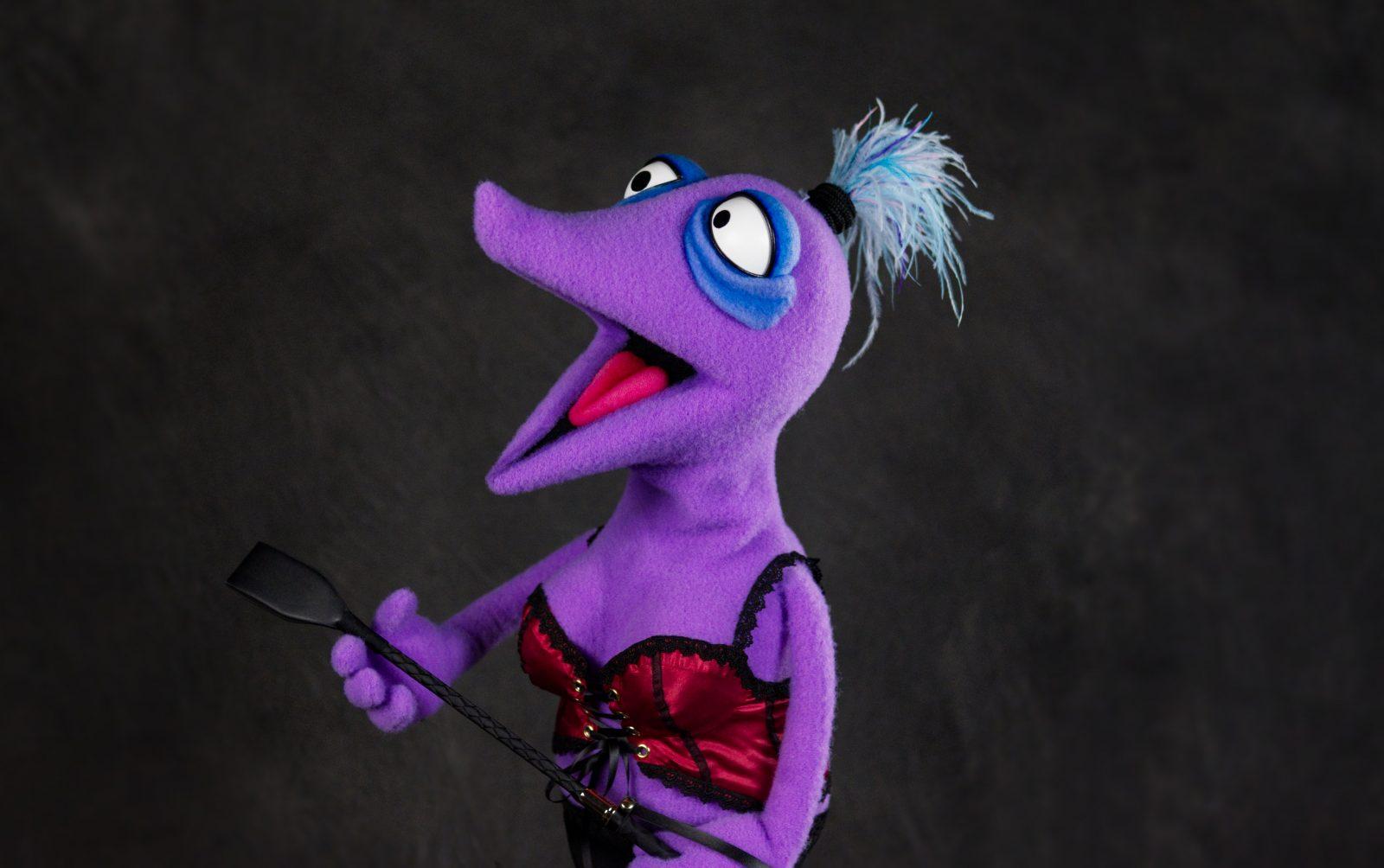 barb puppet