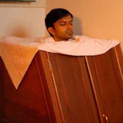 swasthya steam bath