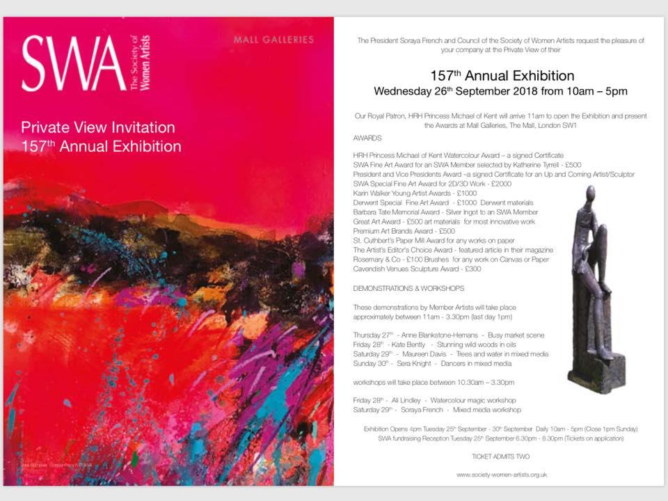 SWA Exhibition Detail