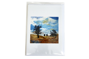 Untitled Landscape Card