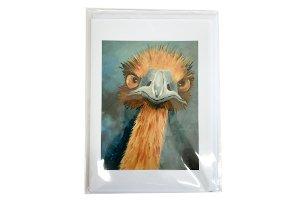 Ostrich II Card